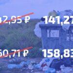 Региональная энергетическая комиссия снизила тарифы на мусор