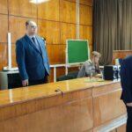 Антон Шипулин встретился с врачами