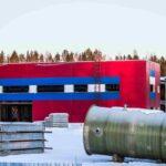 Для достройки ледовой школы нашли нового подрядчика